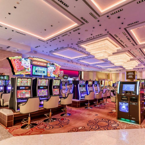 『SAN Storage』VIP Hall of a Large-sized Casino – SAN Storage 100% Successful Recovery