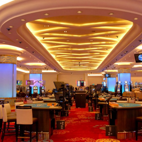 『Harddisk』A Large-sized Gambling Group of Macao
