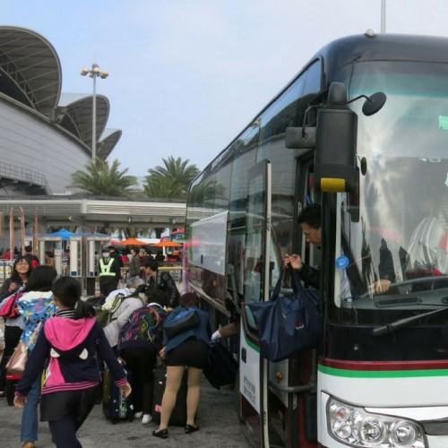 『Enterprise NAS』A Passenger Transportation Center – NAS Malfunction